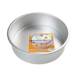 PME RND073 Deep Round Cake Pan 17.5 cm