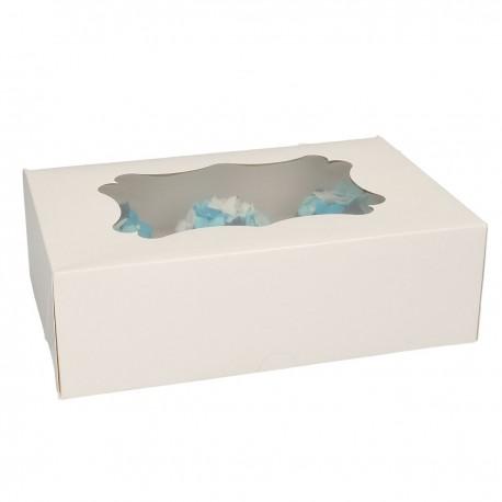 FunCakes Cupcake Box / Škatla za Cupcakes FC1206 6 cupcakes 3 kos