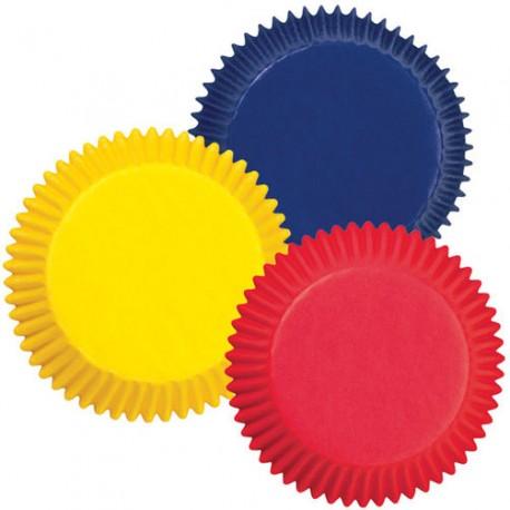 Mini papirčki za peko  415-1110  Primary Colors
