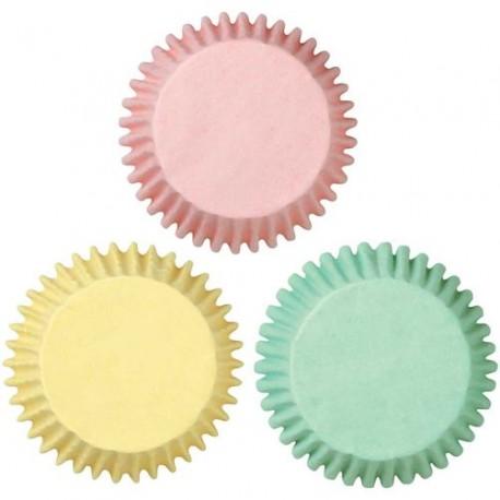 Papirčki za peko muffinov 415-394 Pastel colors
