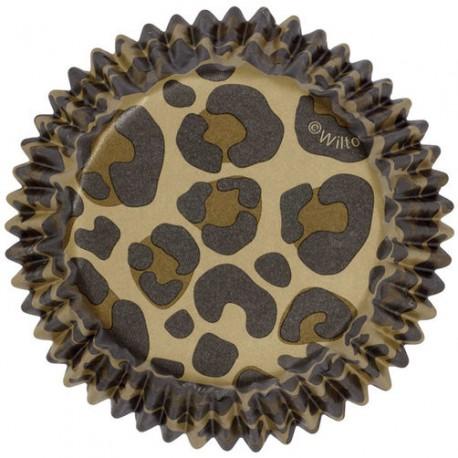 Papirčki za peko muffinov 415-1868 Color Wheel 75 kos