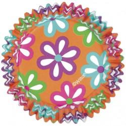 Papirčki za peko 415-2290 Cool Flower 36 kos