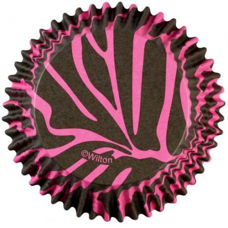 Papirčki za peko 415-0516 Zebra 36 kos
