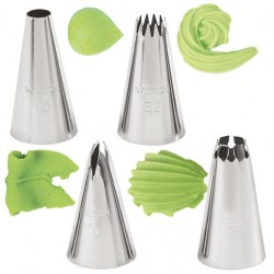 Set za dekoriranje Wilton 418-4566 4pc Writing Tip Set
