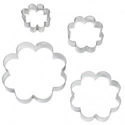 Set modelčkov za piškote Wilton 2308-0914 Nesting Circles