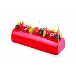 Silikonski pekač/model  EMMANUELE'S CAKES  KE011 TRONCHETTO small/insert